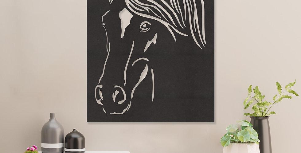 Paard paneel
