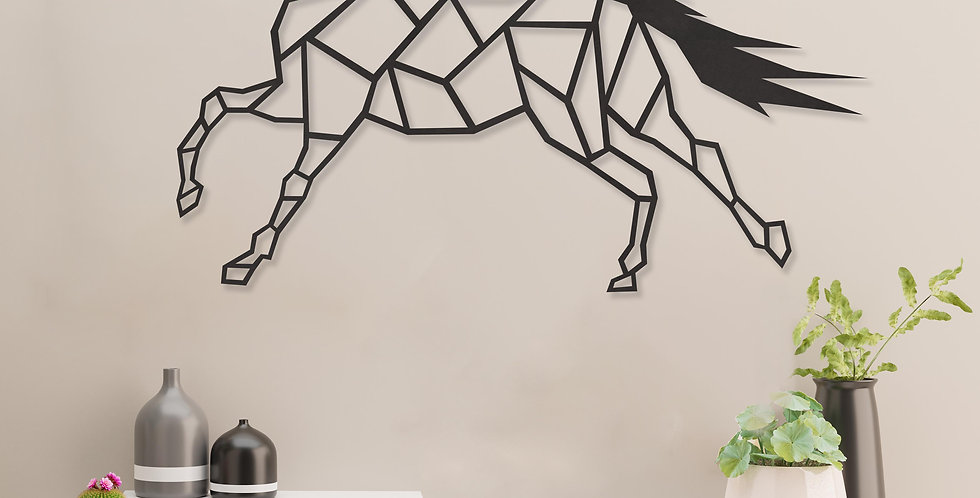 Geometrisch paard
