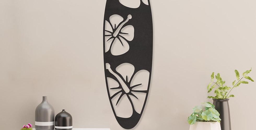 Surfbord bloemen