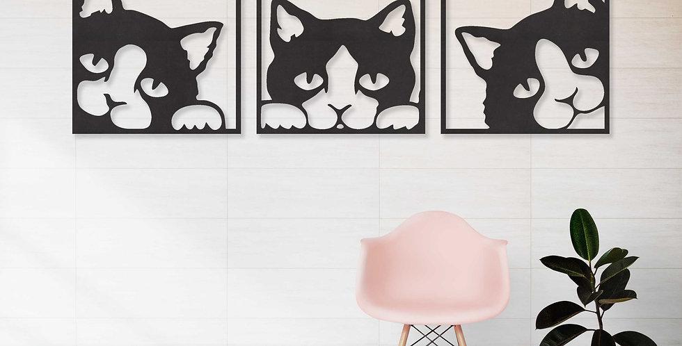 Katten panelen