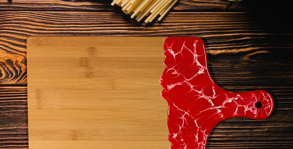 Bamboo rood marmer