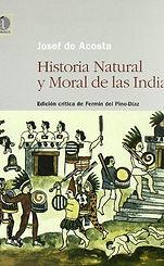 Historia Natural y Moral de las Indias.j