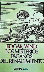 Wind, Edgar. - Los Misterios Paganos Del
