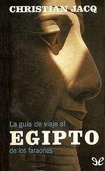 La guia de viaje al egipto de los faraon
