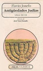 Josefo, Flavio - Antiguedades Judias XII