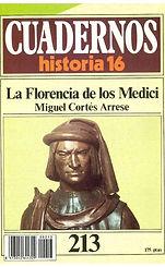 Cuadernos De Historia 16 213 La Florenci