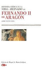 Vincent Vives, Jaime. - Historia critica
