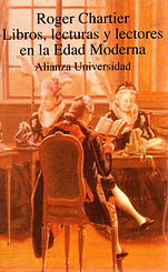 Chartier, Roger. - Libros Lecturas Y Lec
