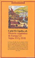 Cipolla Carlo M. Historia Economica De E