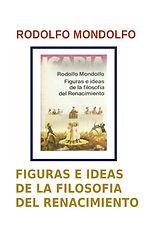 Mondolfo, Rodolfo - Figuras e Ideas de L