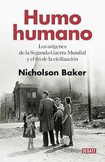Baker, Nicholas. - Humo humano [2018]_00