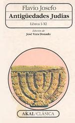 Flavio Josefo - Antiguedades Judias - I-