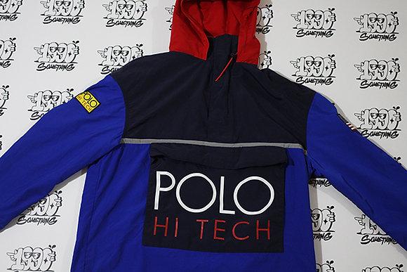 Polo Hi Tech Pullover Hooded Jacket
