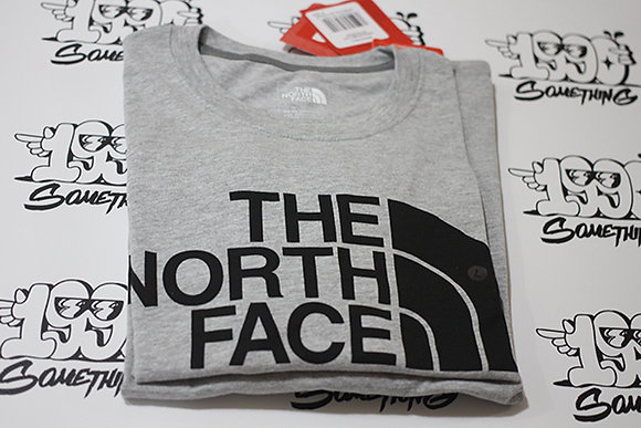 The North Face Grey Tee