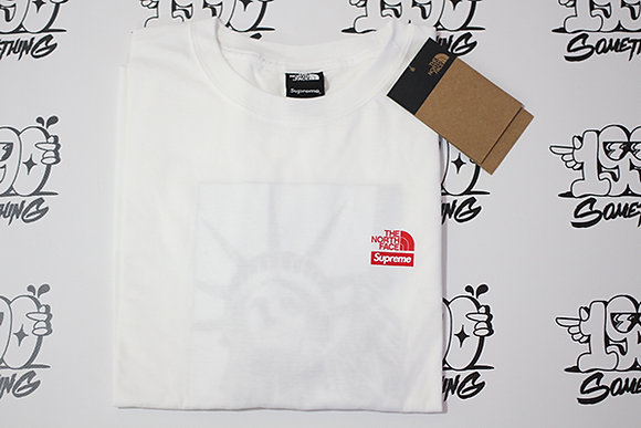 Supreme x The North Face Statue of Liberty Tee