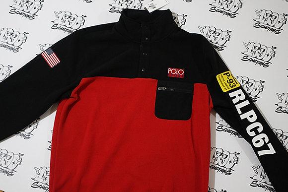 Polo Sport RLPC 67 P-93 Half Zip Fleece