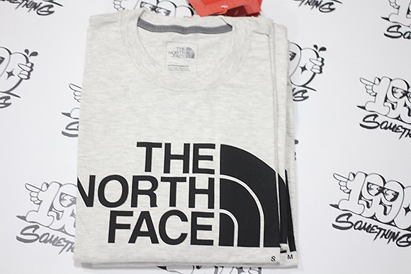 The North Face Light Grey Tee