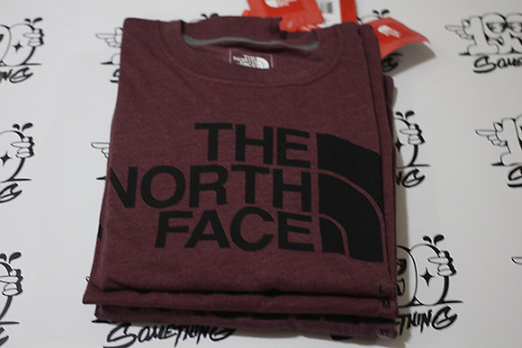 The North Face Purple Tee