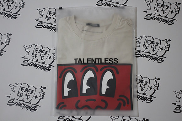 Keith Haring x Talentless Three Eyed Face Tee