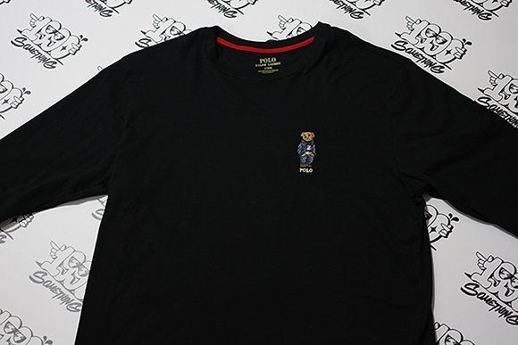 Polo Bear Long Sleeve Shirt