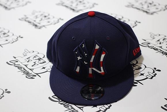 New Era Yankees USA Snapback
