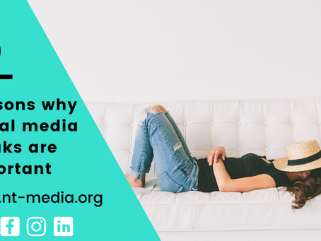 6 Reasons Why Social Media Breaks Are Important