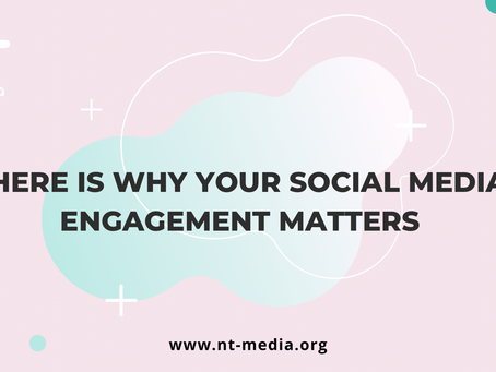 Here Is Why Your Social Media Engagement Matters