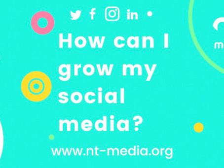 How Can I Grow My Social Media?