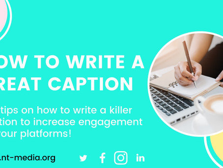 How To Write A Great Caption