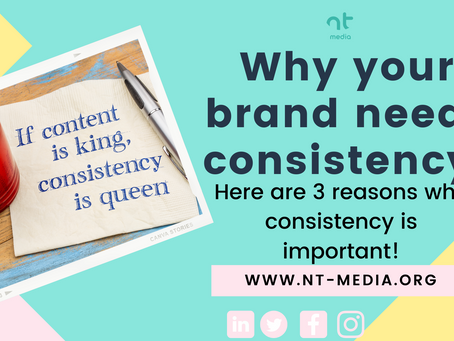 Why does your brand need consistency?