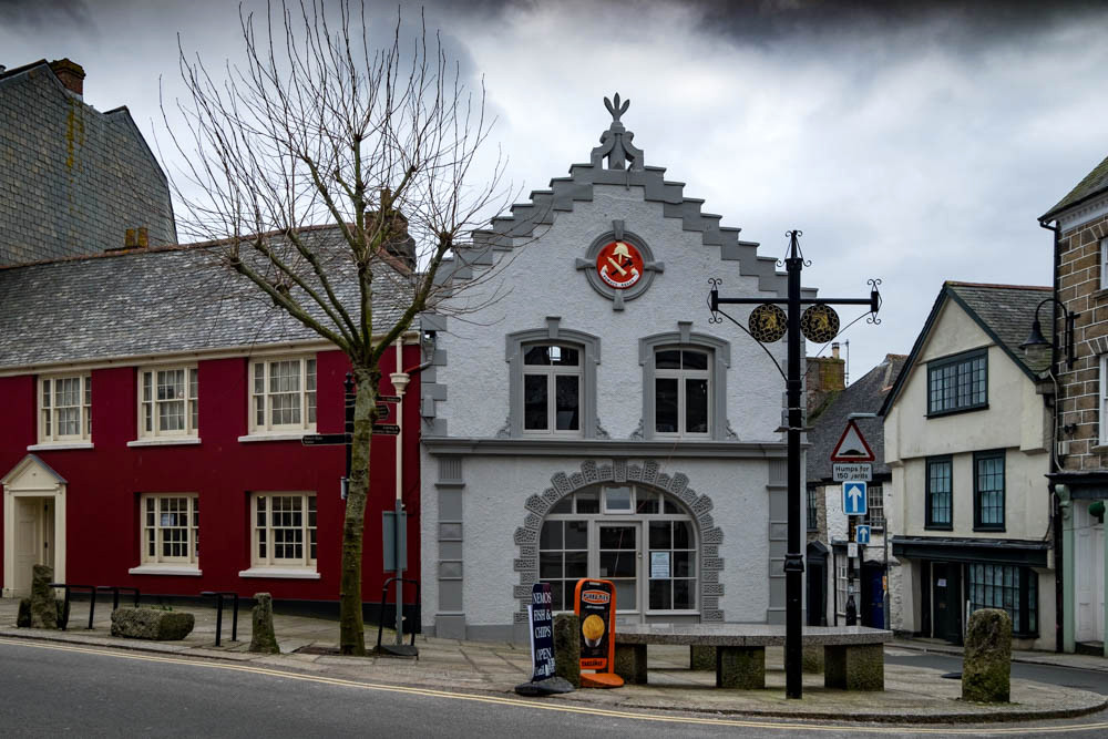 Old Fire Station, Penryn