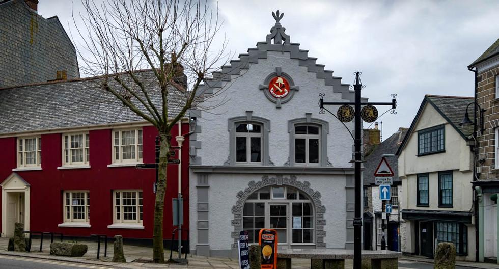 Old Fire Station, Penryn
