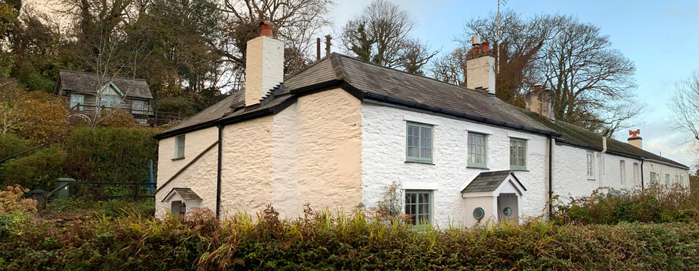 Cottage near Mylor