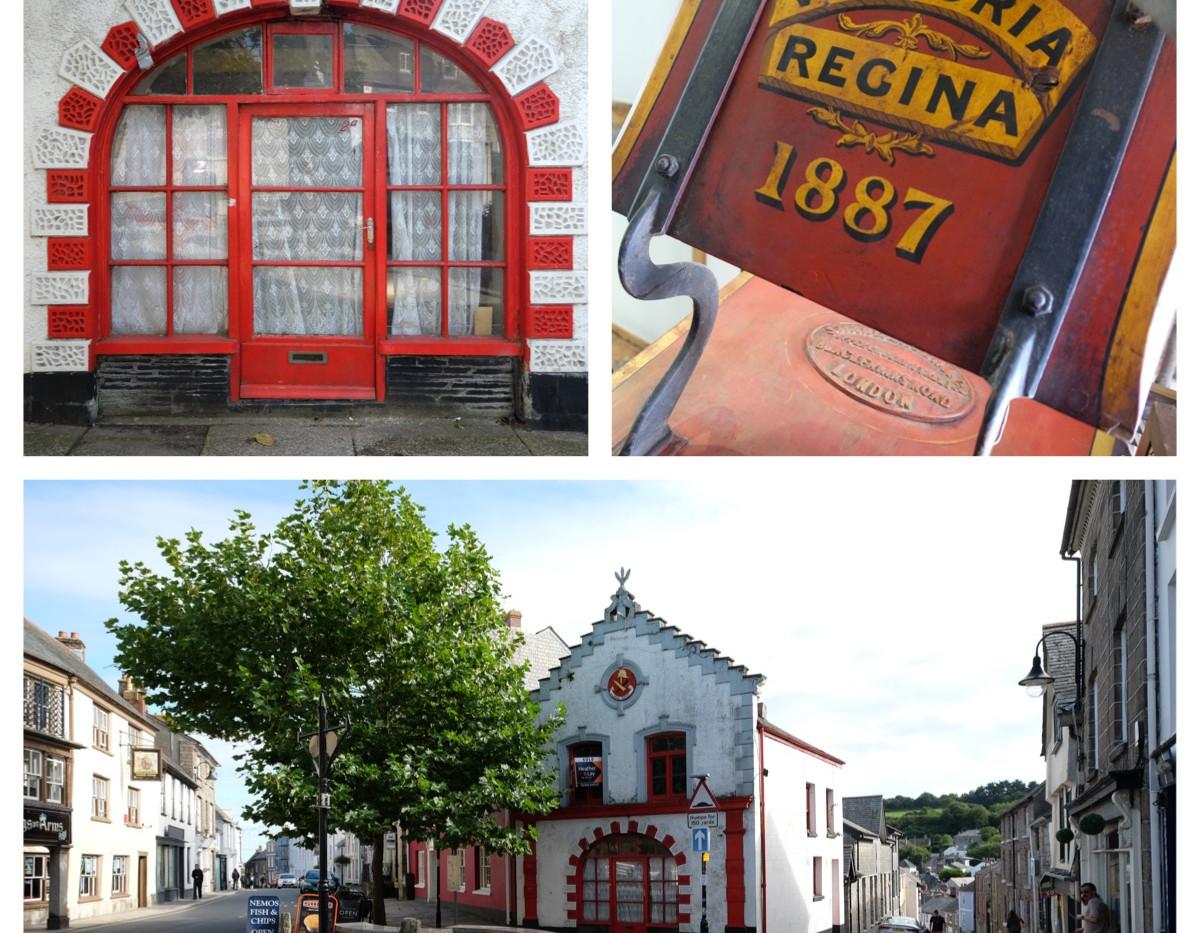Old Fire Station,Penryn