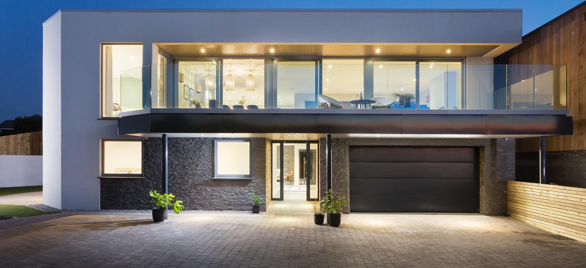 New dwelling, Polzeath