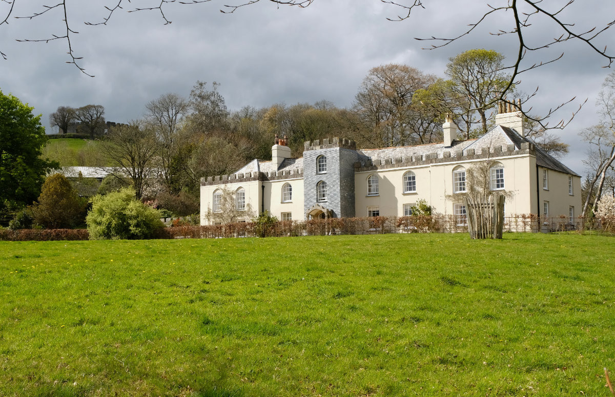 Restormel Manor & Farm
