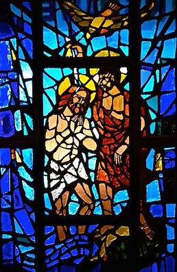 Baptism at St. Luke's Episcopal Church