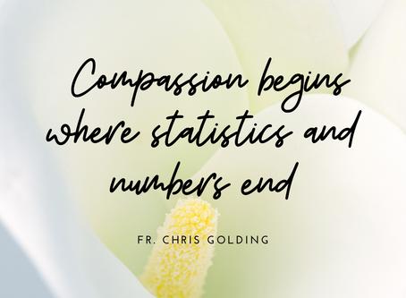 """Compassionate Justice"" Pentecost 2 sermon Fr. Chris"