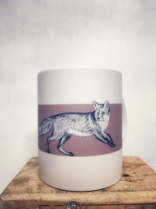 "Keramik Tasse ""Fuchs"" 300ml - Atelier Vaya"