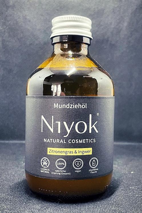 Mundziehöl Zitronengras & Ingwer - Niyok