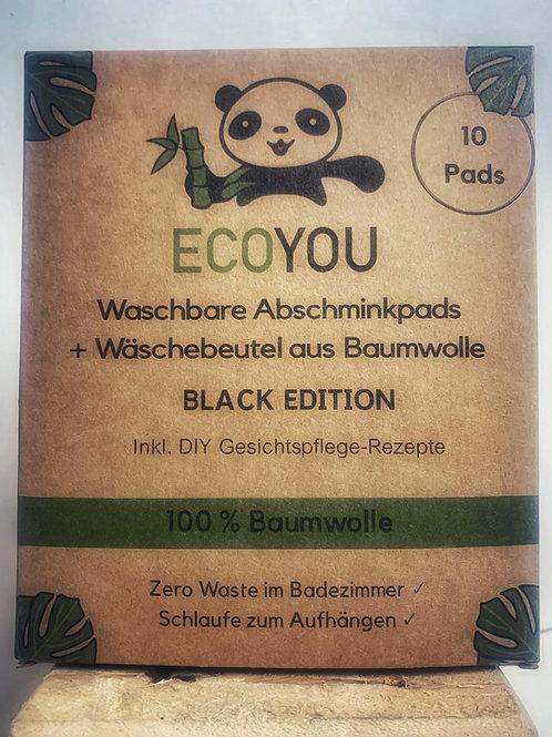 Waschbare Abschminkpads + Wäschebeutel - EcoYou