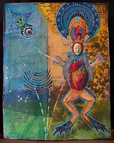 The Frog King's Kite