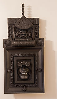 Louise Nevelson Goes To the Dentist