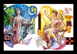 Artemis & Apollo