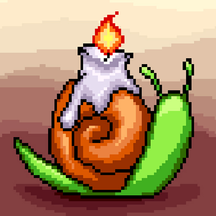 Candle Snail