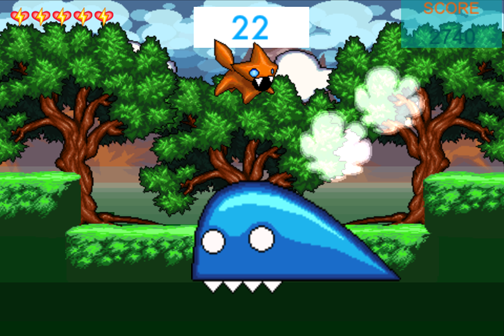 Super Tooth screen 1