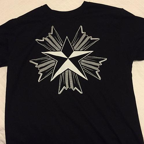 Nova Star - Black Tshirt