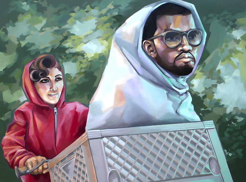 Kanye Kwest
