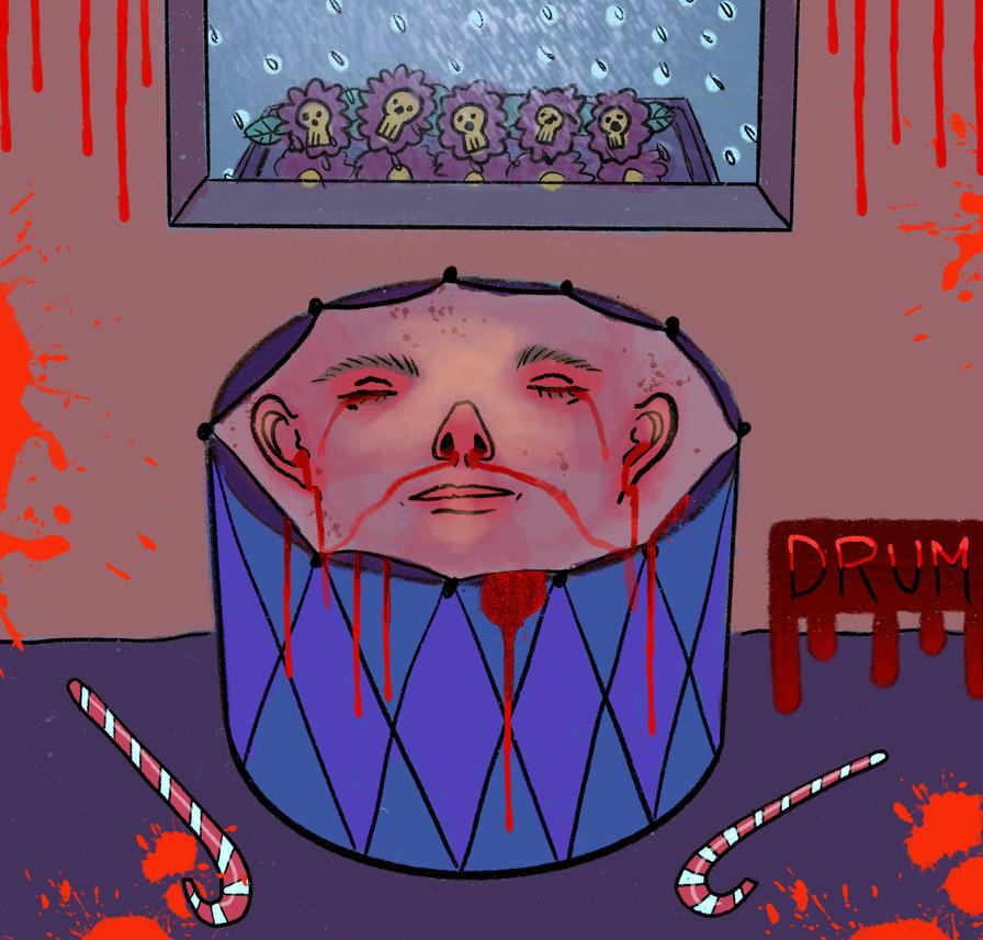 Little Drummer Boy...Face