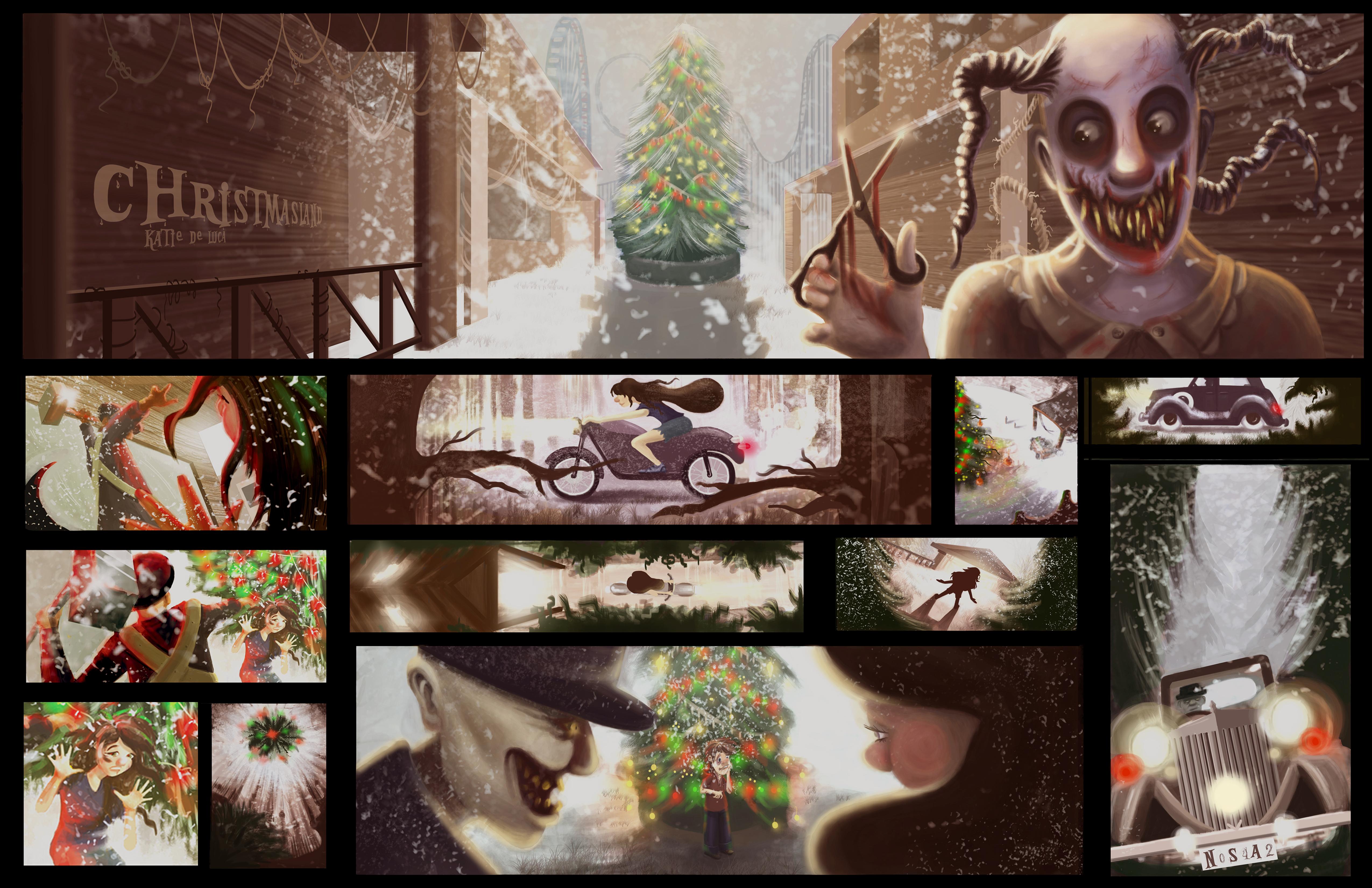 Christmasland, Pt. II
